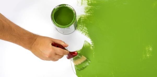 خواص رنگها در نقاشی خانه